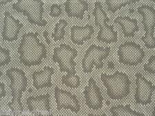Schumacher Cortina Tela Park Avenue Python 0,48 M Ropa De Piel De Serpiente Diseño-Paloma