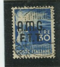 Italy - Trieste Stamps Scott #17 Used,F-VF (X5034N)