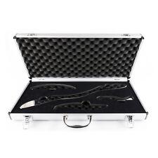 Profi Guasha FASZIEN-Schaber-Set (mit Koffer) / Tools aus hochwertigem Edelstahl