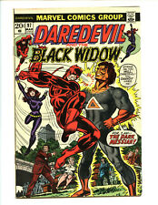 Daredevil 97 Black Widow Dark Messiah high grade front cover