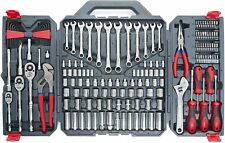 Tool Set Crescent 170 Pc set with Case Fathers Day Gift Free Fast Shipping