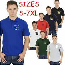 Fruit of the Loom Men's Polycotton Short Sleeve Casual Shirts & Tops