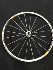 Mavic Tubular Bicycle Front Wheels