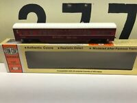 Con-Cor Ho Scale North Pole & Southern 1992 Silent Night Coach Assembled NOS
