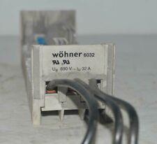 1Stück NEU Wöhner 32457 Sammelschienenadapter Easy Connector