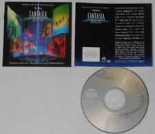James Levine Chicago Symphony Orchestra  Fantasia 2000 Disney U.S. promo cd