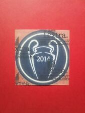 Patch Football UCL Ligue Des Champions Real Madrid 2014