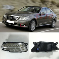 2p For Mercedes-Benz E-Class W212 E200 E300 E320 E350 Front Bumper LED Fog Lamps