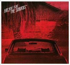 ARCADE FIRE-SUBURBS (DLX) CD NEW