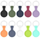 Silicone Protective Case Shell Cover Sleeve With keychain Fit for Airtag Locator