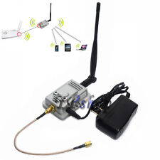 AMPLIFICATORE SEGNALE ROUTER PER ANTENNA BOOSTER 2W ACCESS POINT WIFI 2.4GHZ