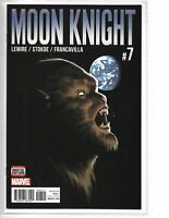 Moon Knight #7 // Lemire & Francavilla // Werewolf By Night