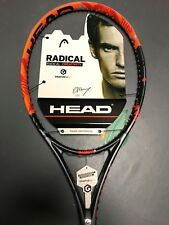 Head Graphene XT Radical S Tennis Racquet Grip Size 4 1/4""