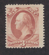 US Sc # O85 - Official Stamp - unused previously  hinged - US 8255