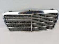 Mercedes Benz W124 E320 E420 E500 Facelift Grille Grill 94-95 Chrome OEM E-Class
