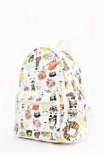 Cat Cartoon Backpack – Cat print bags NEW TODAY!
