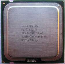 Intel Pentium D 915 Processor Dual Core 2.8 GHz / 4M / 800 Mhz LGA 775 socket