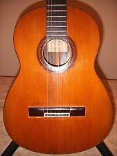 1960s Antonio Marin Montero classical guitar w/ Brand New Hard Case
