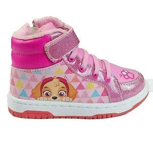 Skye Paw Patrol Mädchen Sneaker Schuhe Winterschuhe Warmfutter Stiefel Boots