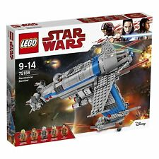 LEGO® Star Wars™ 75188 Resistance Bomber NEU NEW OVP MISB