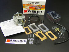 Isuzu Pickup Trooper Weber Carburetor Conversion Kit