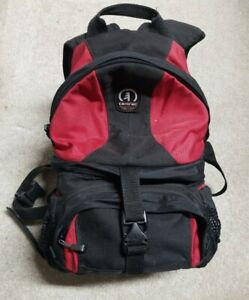Tamrac Camera Backpack (Red/Black) w/ Laptop Compartment