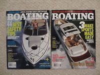 Boating magazine - May 2014 issue + June 2104 issue (2 magazines)