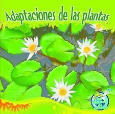 Adaptaciones de las plantas (Mi Biblioteca de Ciencias 1-2 (My Science-ExLibrary