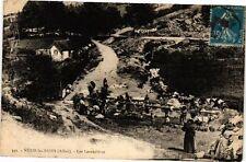CPA Néris-les-Bains-Les Lavandiéres (262659)