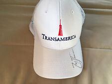 Zach Johnson Autographed Hat