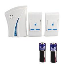 Wireless Campanello Telecomandato con 36 Melodie Casa Camera HK