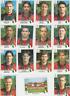 PANINI UEFA -CHAMPIONS LEAGUE 1999 /2000 -17 Sticker Milan AC Kompletter Satz