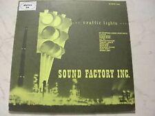 SOUND FACTORY INC. Traffic Lights FRITZ MÜNZER *NM*PRIVATPRESSUNG*LIBRARY