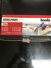 Drilling And Dowel Drilling Set Brand New