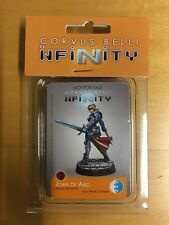 Corvus Belli - Infinity Joan of Arc - Limited Edition Book Exclusive - NEW!