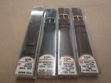 Lot Kreisler 21mm Leather Watch Bands New Old Stock Lot 1