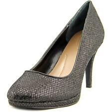 Pump, Classic Medium Width (B, M) Synthetic Heels for Women