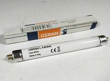1 x 4W T5 Fluorescent Tube Lamp 4000K Cool White 150mm OSRAM L 4W/640