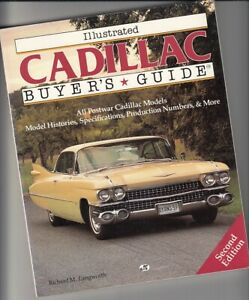 CADILLAC ILLUSTRATED BUYERS GUIDE - by Langworth ELDORADO FLEETWOOD SEVILLE etc