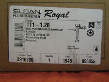 SLOAN  Flush-O-Meter 3910280 Royal 111-1.28 Flush Valve