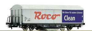 Roco 46400 Roco-Clean Reinigungswagen HO NEU