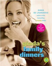 Giadas Family Dinners by Giada De Laurentiis