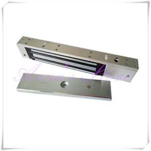 280kg 600Lbs Force 12V Visible installation for single door E- Magnetic Lock