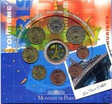 FRANCE COFFRET OFFICIEL BU 2003 SOUVENIR TOUR EIFFEL !!!!!