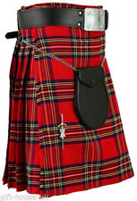 Vêtements traditionnels d'Europe kilts