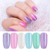 7.5ml UR SUGAR Soak Off UV Gel Polish Glitter Sandy Sugar Nail Art Gel Varnish