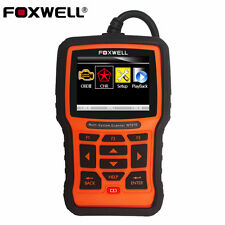 For DODGE JEEP Chrysler Diagnostic Scanner ABS SRS Code Reader FOXWELL NT510