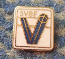 SWEDEN VOLLEYBALL FEDERATION 1990's SMALLER ENAMEL PIN BADGE