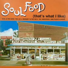 Various Artists - Soul Food (That's What I Like, 2003) CD - New & Sealed