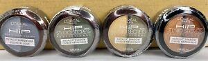 L'Oreal Paris HiP Studio Secrets Professional Metallic Eye Shadow Duos